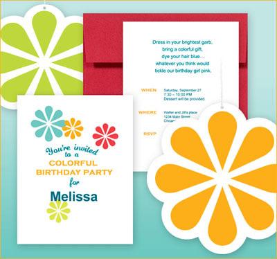 Printable Birthday Invites gangcraftnet – Birthday Invitations Printables
