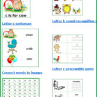 Printable Kindergarten Worksheets (6)