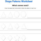 Printable Kindergarten Worksheets (9)