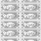 Printable Play Money (10)