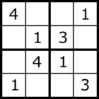 Printable Sudoku Puzzles (1)