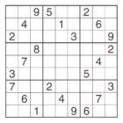 Printable Sudoku Puzzles (2)