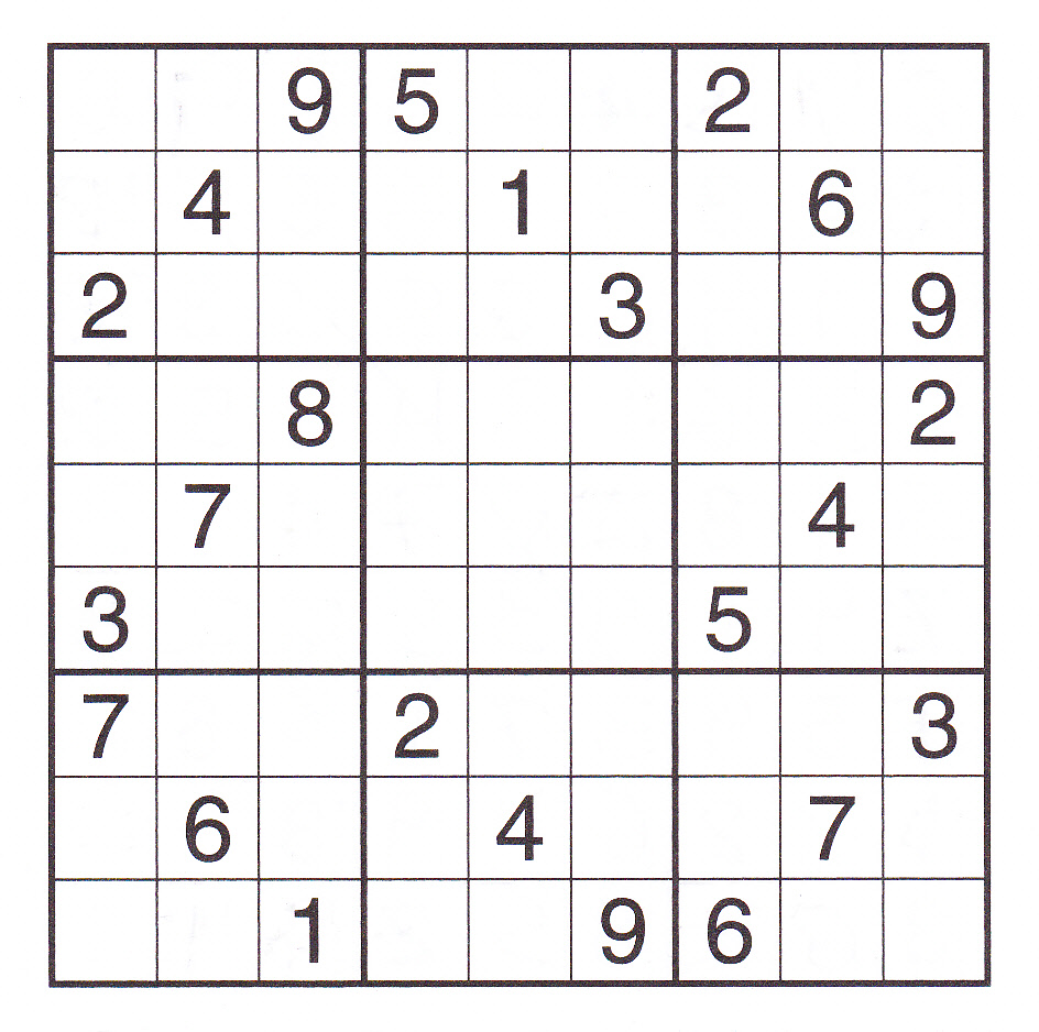 Sudoku Pictures posters news and videos on your pursuit – Blank Sudoku Worksheet
