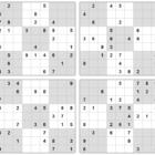 Printable Sudoku Puzzles (4)