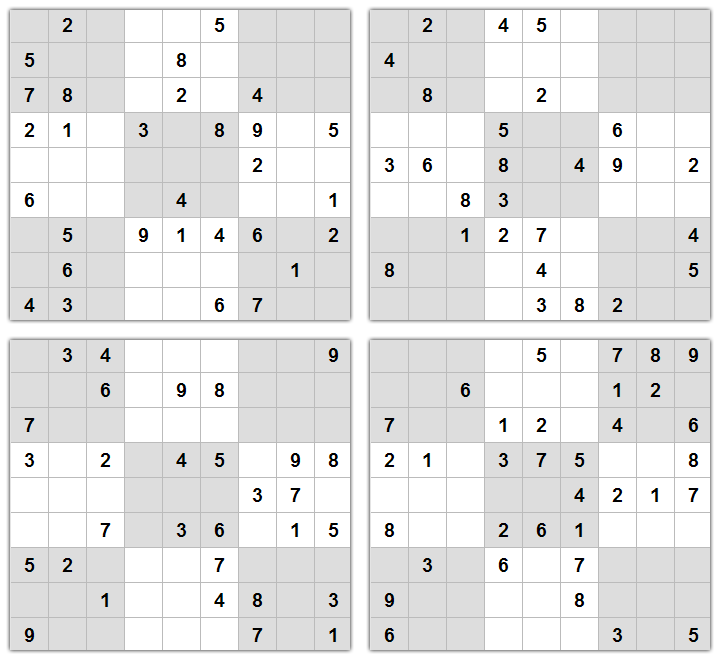 printable puzzles