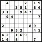 Printable Sudoku Puzzles (7)