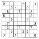 Printable Sudoku Puzzles (9)