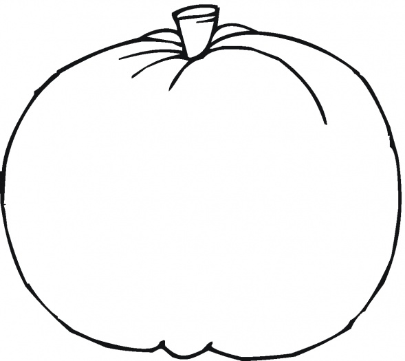 pumpkin cut out coloring pages - photo#24
