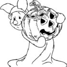 Pumpkin Coloring Pages-181