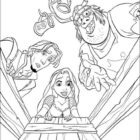 rapunzel coloring pages 17 140x140 Rapunzel Coloring Pages