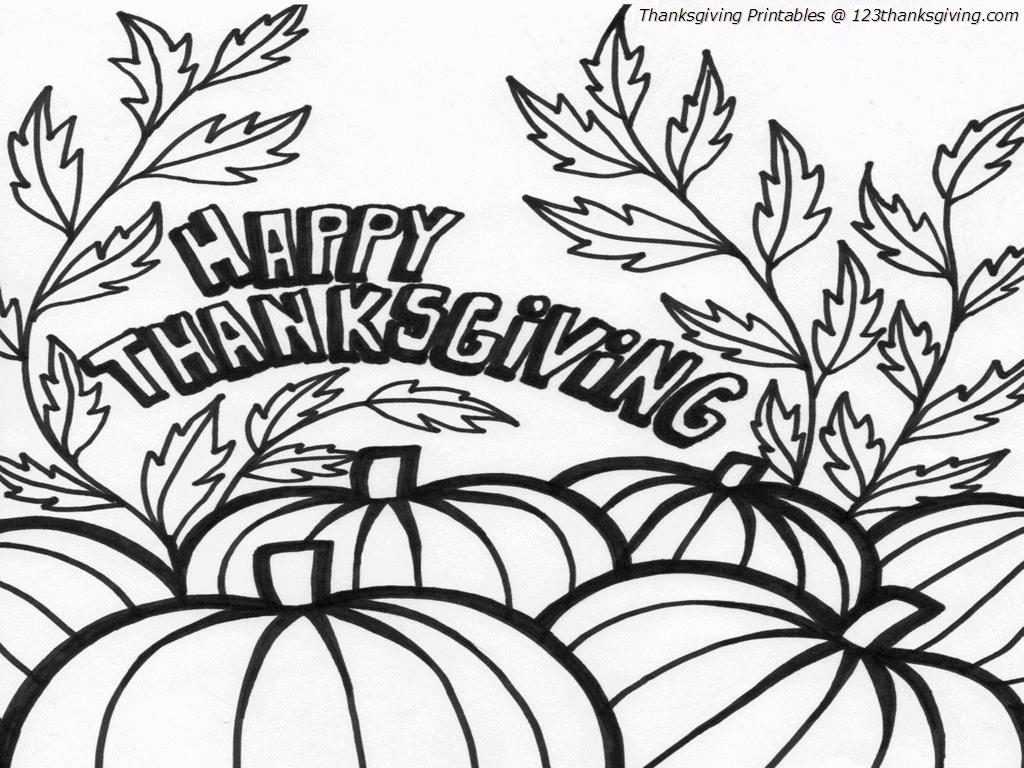 Thanksgiving Coloring Pages For Kids Coloring Coloring Pages