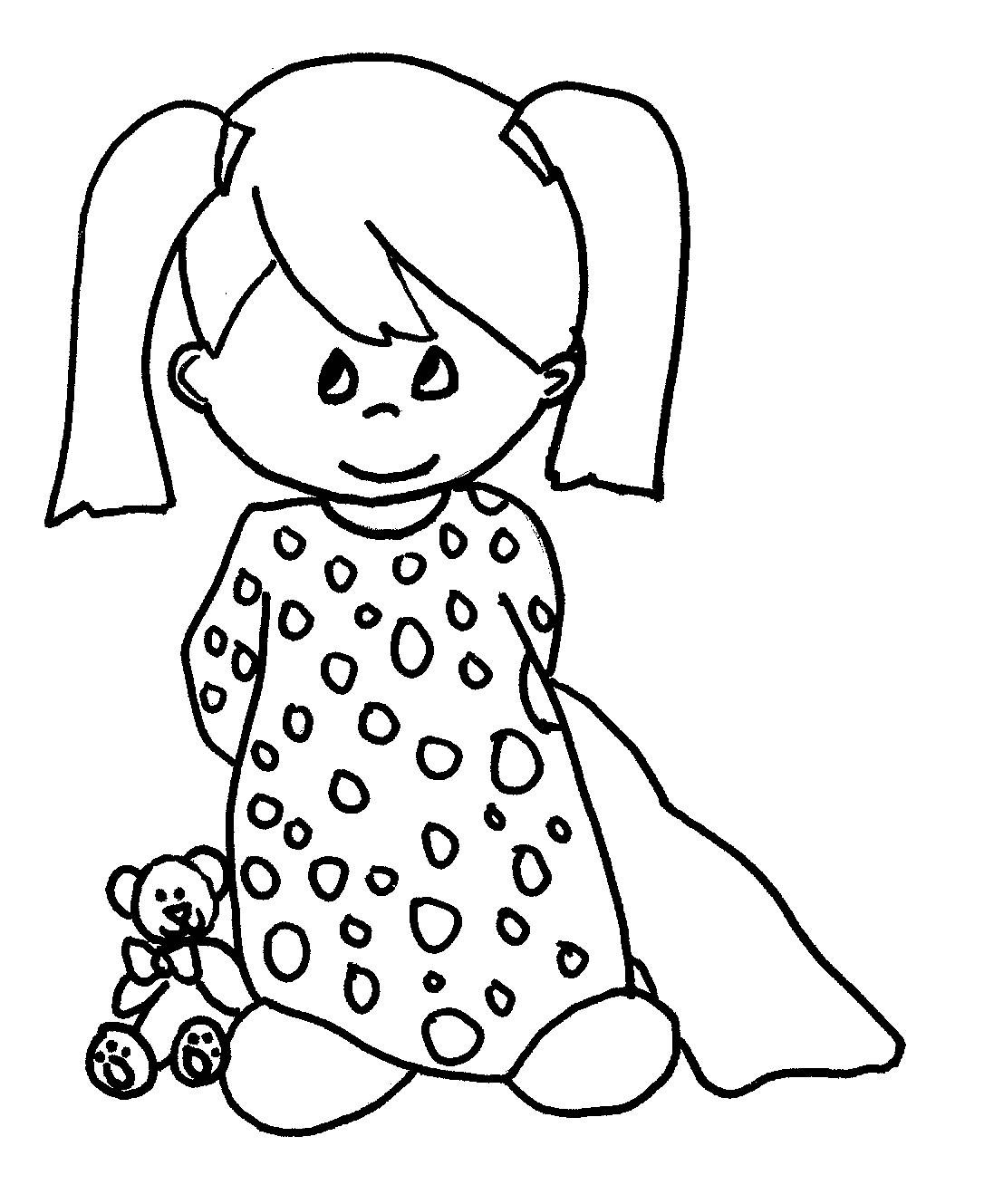 Simple Coloring Pages 3 Coloring Kids Basic Coloring Pages