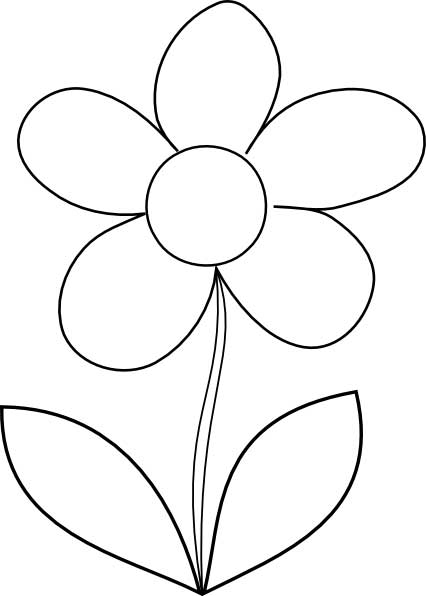 download simple coloring pages 8 print