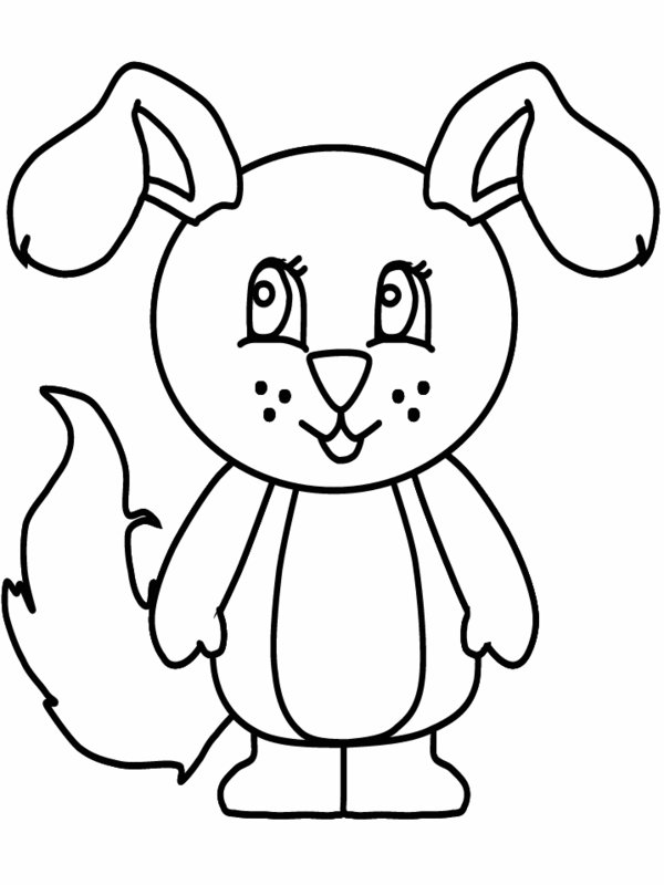 download simple coloring pages 9 print - Simple Coloring Pages To Print