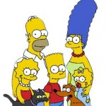 Simpsons Coloring Pages
