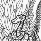Snake Coloring Pages (11)