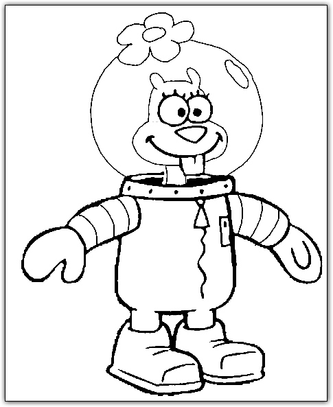 Spongebob Coloring Pages (10)