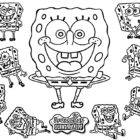 Spongebob Coloring Pages (6)