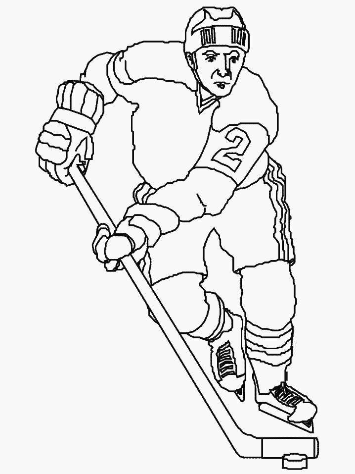Sports Coloring Pages (1)