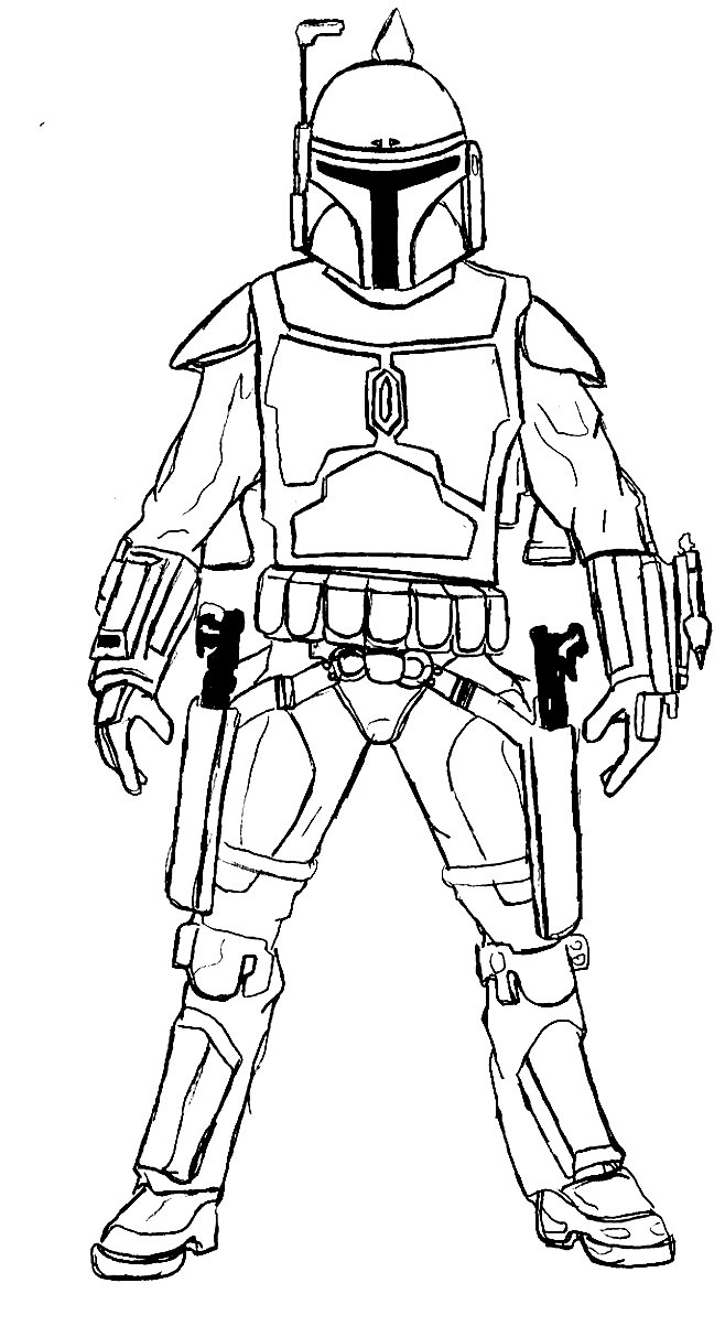 download star wars coloring pages and book - Star Wars Coloring Books