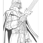Starwars Coloring Page