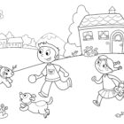Summer Coloring Pages (10)