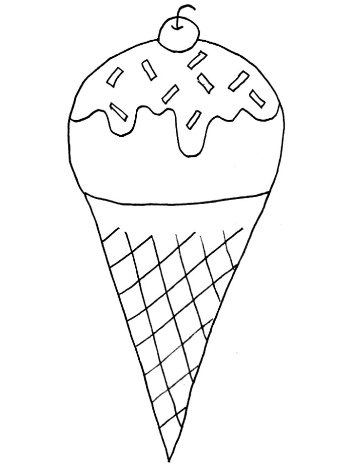 Summer coloring pages 13 coloring kids for Summer pictures for kids to colour