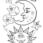 Sun Coloring Pages (1)
