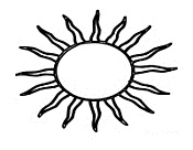 Sun Coloring Pages (3)