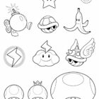 Super Mario Coloring Pages (12)