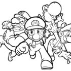 Super Mario Coloring Pages (5)