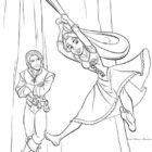 Tangled Coloring Pages (17)