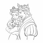 Tangled Coloring Pages (18)