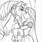 Tangled Coloring Pages (9)