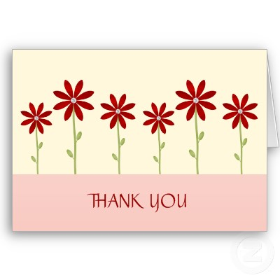Thank You Cards (12)