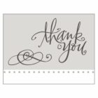 Thank You Cards (25)