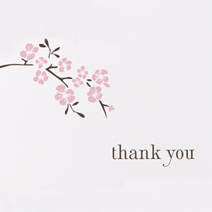 Thank You Cards (8)
