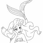 the little mermaid coloring pages2 140x140 The Little Mermaid Coloring Pages