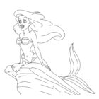 the little mermaid coloring pages5 140x140 The Little Mermaid Coloring Pages