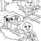 thomas the tank engine coloring pages 10 140x140 Thomas the Tank Engine Coloring Pages