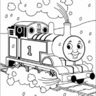 thomas the tank engine coloring pages 15 140x140 Thomas the Tank Engine Coloring Pages
