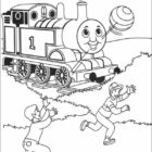 thomas the tank engine coloring pages 17 140x140 Thomas the Tank Engine Coloring Pages