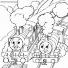 thomas the tank engine coloring pages 3 140x140 Thomas the Tank Engine Coloring Pages