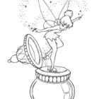 TinkerBell Coloring Pages (11)
