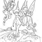 TinkerBell Coloring Pages (22)