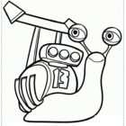 Turbo Coloring Pages (3)
