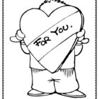 Valentine Coloring Pages (12)