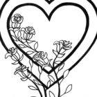 Valentine Coloring Pages (6)