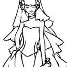 Wedding Coloring Pages (12)
