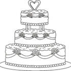 Wedding Coloring Pages (13)